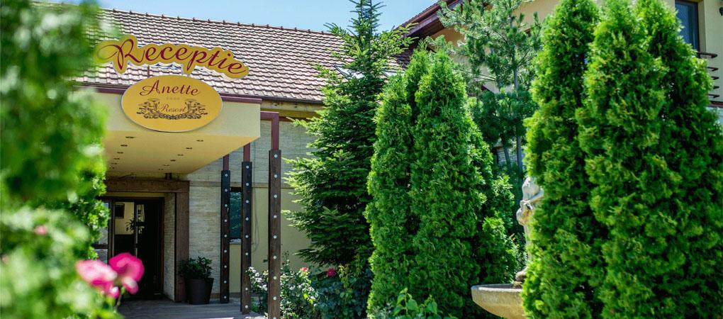 Anette Resort – Relaxare si confort in mijlocul naturii